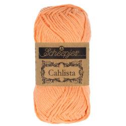 Scheepjeswol Cahlista Kleur Apricot 524