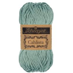 Scheepjeswol Cahlista Kleur Silver Blue 528