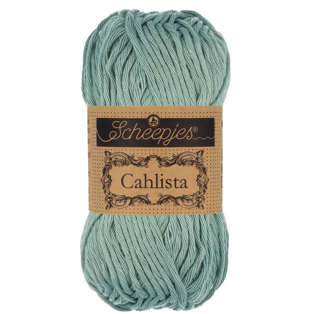 Scheepjes Cahlista Kleur Silver Blue 528