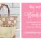 Dagworkshop : 'Wendy's Mand' op 17/11/2018