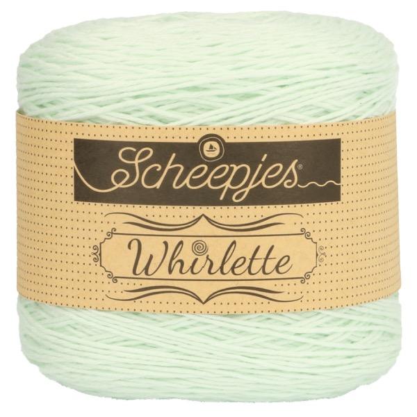 Scheepjes Whirlette Kleur Mint 856