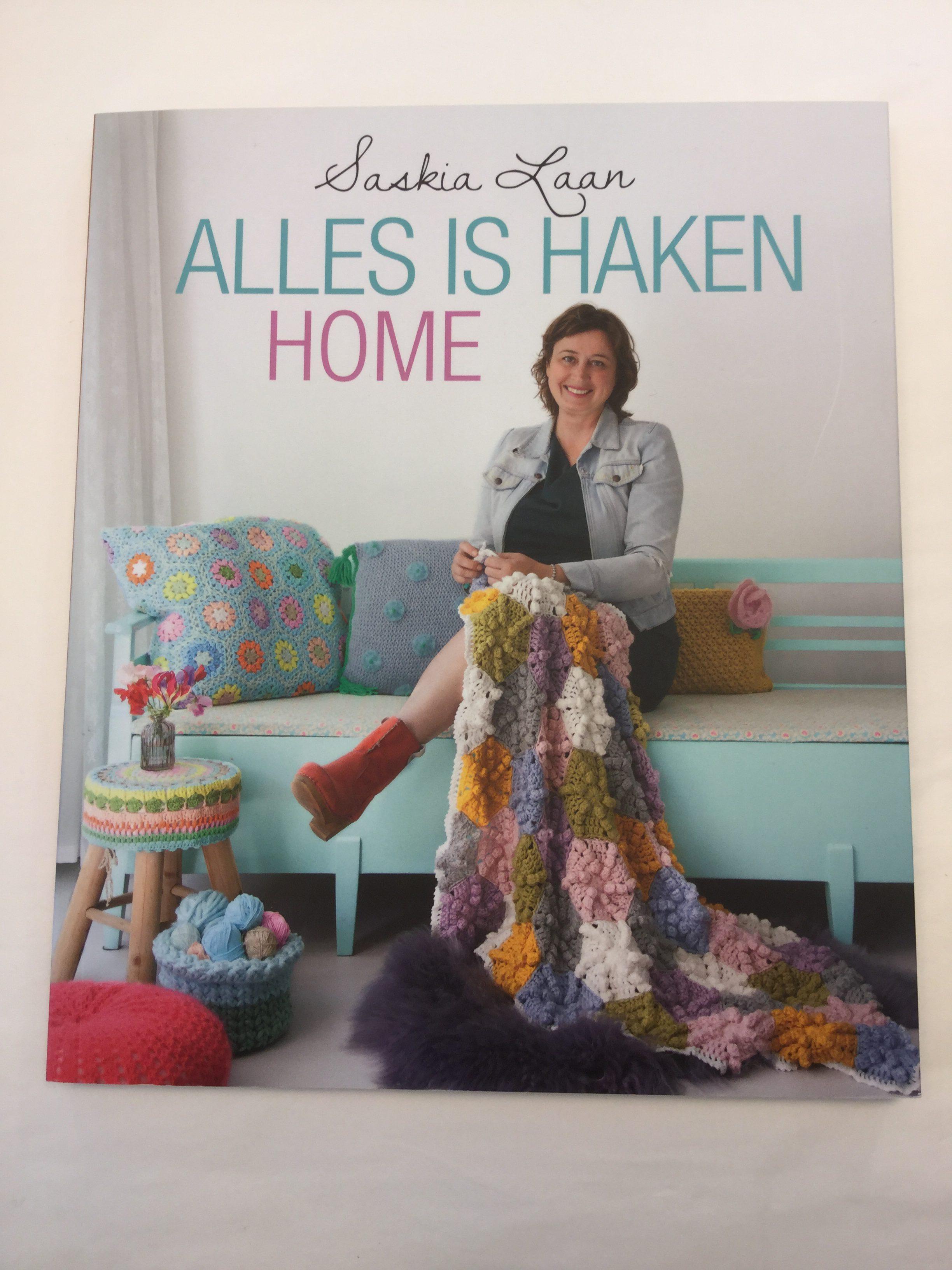 Alles Is Haken Home Saskia Laan Te Verkrijgen Bij Atelier9a
