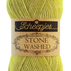 Scheepjeswol Stone Washed Peridot 827