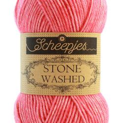 Scheepjeswol Stone Washed Rhodochrosite 835