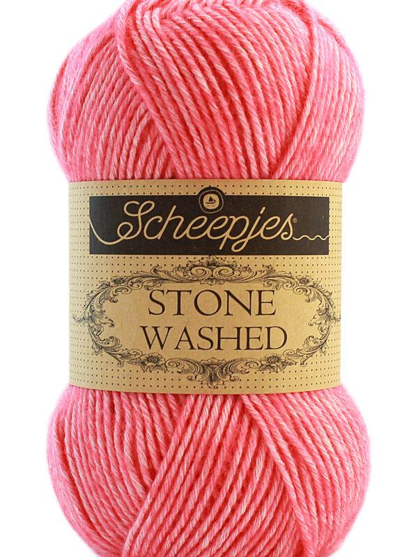 Scheepjes - Stone Washed - Rhodochrosite 835