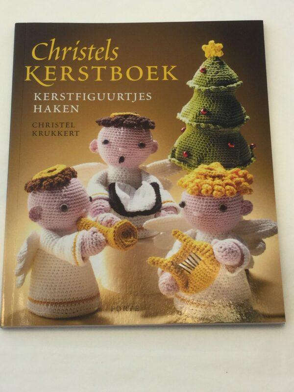 Christels Kerstboek - Kerstfiguurtjes Haken - Christel Krukkert