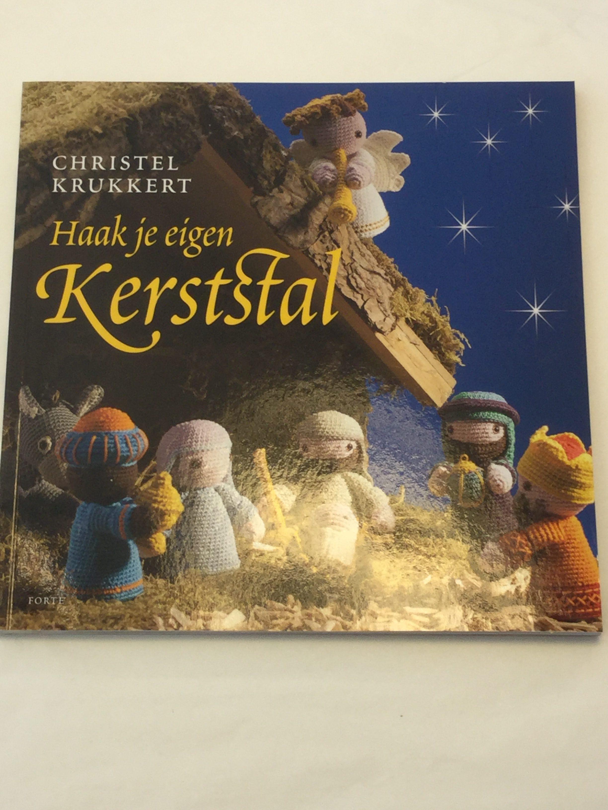 Haak Je Eigen Kerststal Christel Krukkert Atelier 9a
