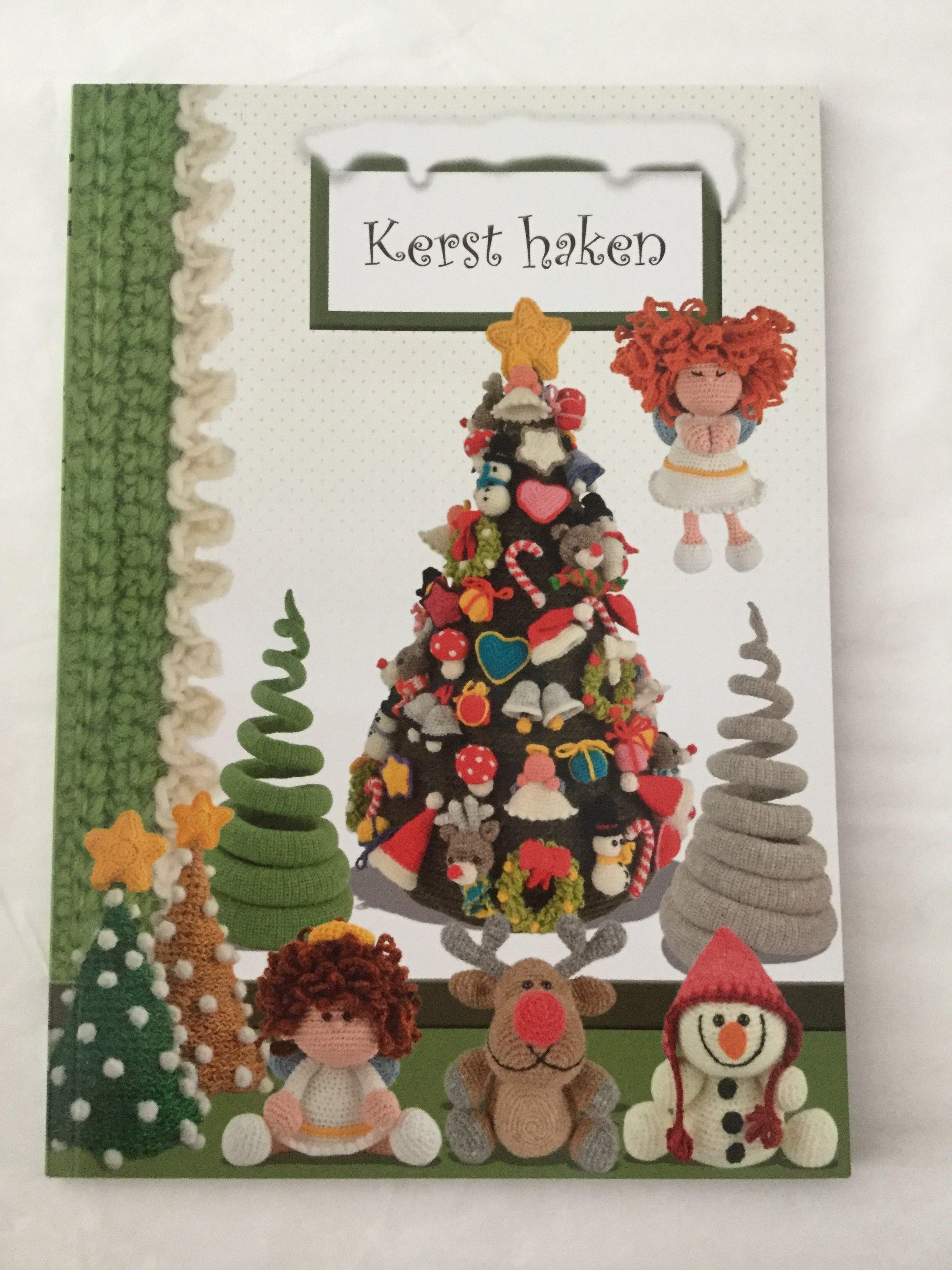 Kerst Haken Anja Toonen Te Verkrijgen In Atelier 9a