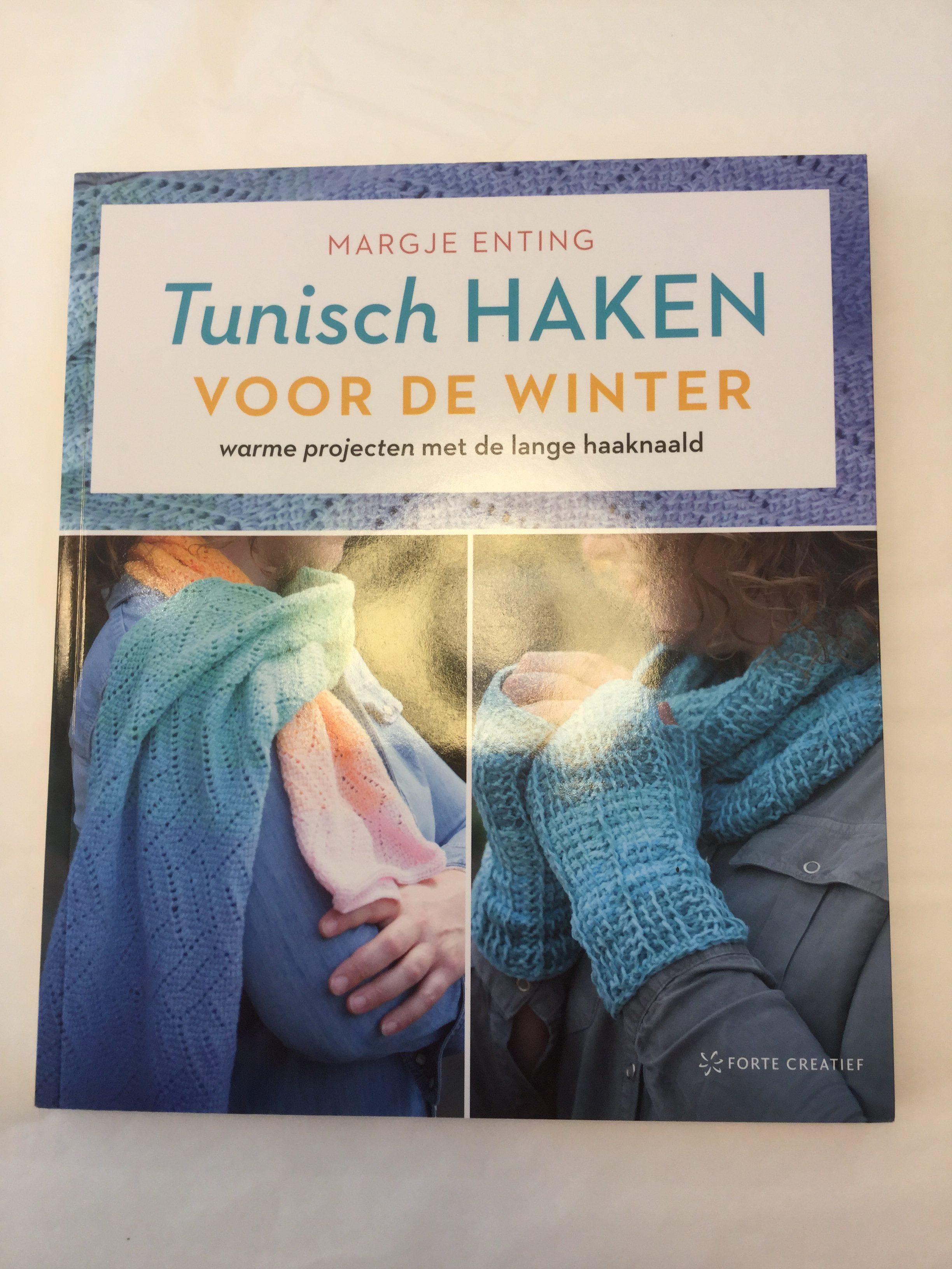 Tunisch Haken Voor De Winter Margje Enting Bij Atelier 9a