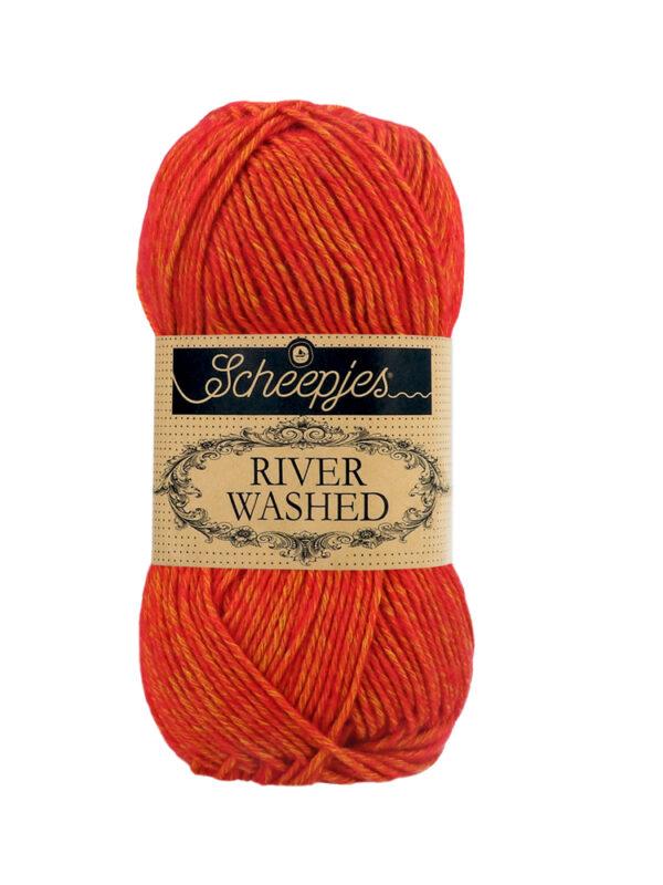 Scheepjes River Washed kleur Avon 956
