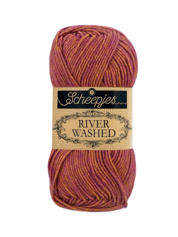 Scheepjes River Washed kleur Eisack 957