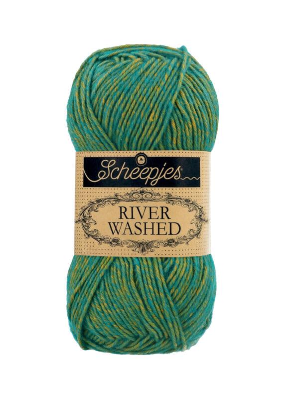 Scheepjes River Washed kleur Tiber 958