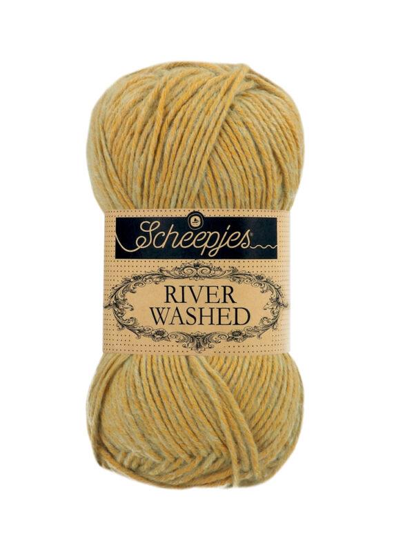 Scheepjes River Washed kleur Ural 959