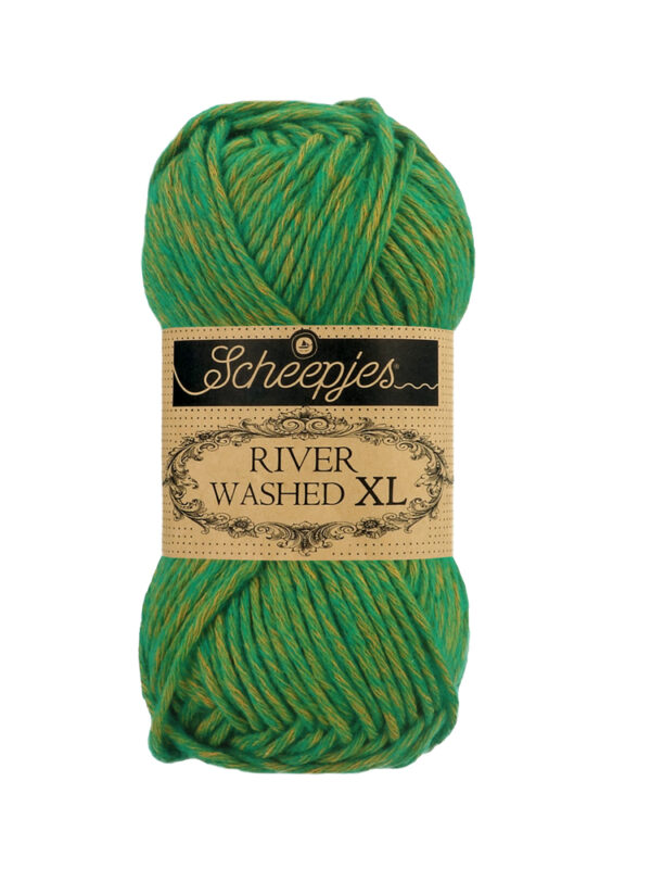 Scheepjes River Washed XL  kleur Po 973
