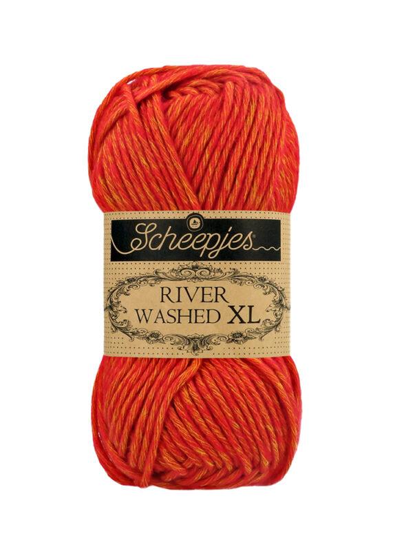 Scheepjes River Washed XL  kleur Avon 974