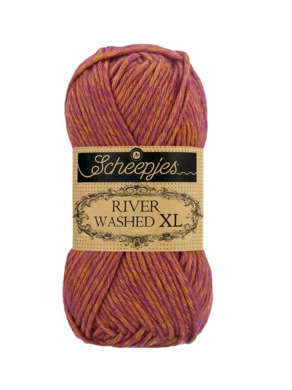 Scheepjes River Washed XL  kleur Eisack 975