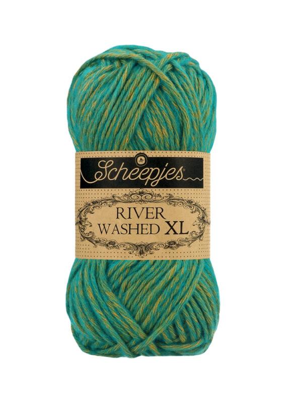 Scheepjes River Washed XL  kleur Tiber 976