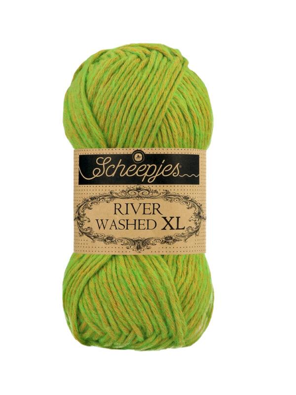 Scheepjes River Washed XL  kleur Narmada 980
