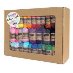 Scheepjes Catona Colour Pack 109 x 10 gr