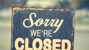 woensdag 15/08/2018 – gesloten