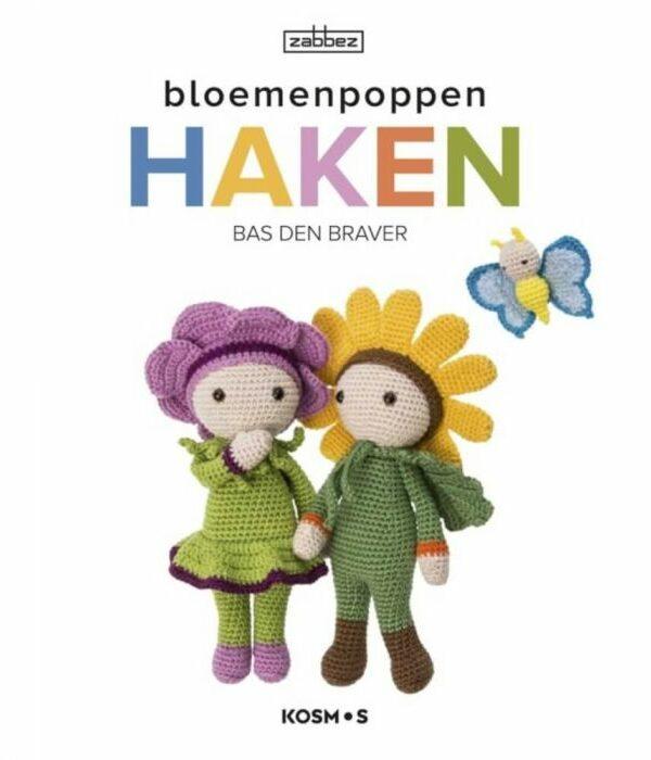 Bloemenpoppen Haken - Bas Den Braver