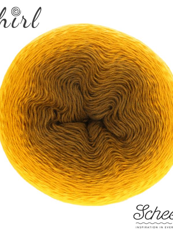 Scheepjes Whirl Ombré 564 Golden Glowworm