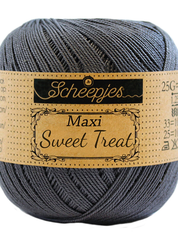 Scheepjes Maxi Sweet Treat Charcoal 393