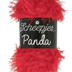 Scheepjeswol Panda Kleur Rood 588