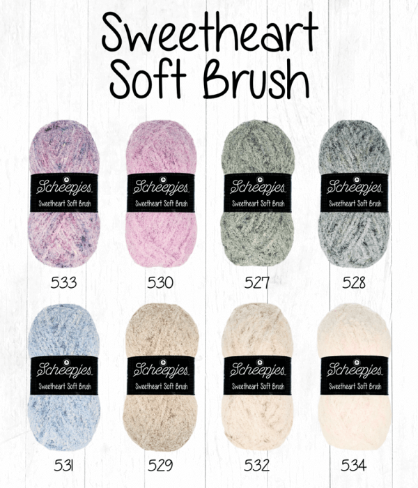 Sweetheart Soft Brush