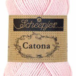 Scheepjes Catona (25gr) Powder Pink 238