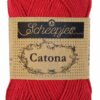 Scheepjes Catona (50gr) Scarlet 192
