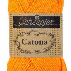 Scheepjes Catona (50gr) Tangerine 281