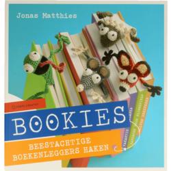 Bookies - Beestachtige boekenleggers haken - Jonas Matthies