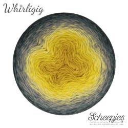 Scheepjes Whirligig - Grey to Ochre 200