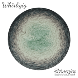 Scheepjes Whirligig - Grey to Blue 202