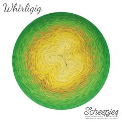 Scheepjes Whirligig - Green to Ochre 206