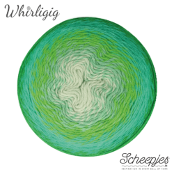 Scheepjes Whirligig - Green to Blue 207