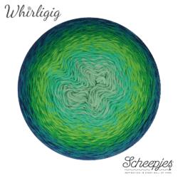 Scheepjes Whirligig - Sapphire to Teal 213