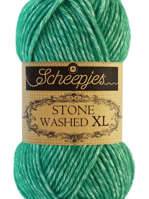 Scheepjes Stone Washed XL Malachite 865