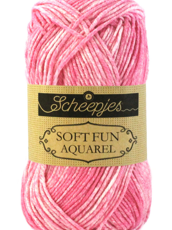 Scheepjes Softfun Aquarel - Floralscape 803