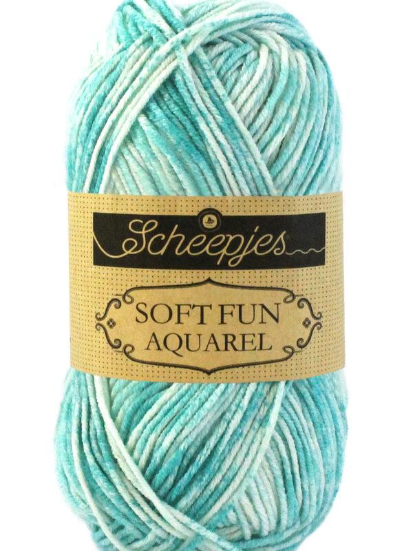 Scheepjes Softfun Aquarel - Seascape 810