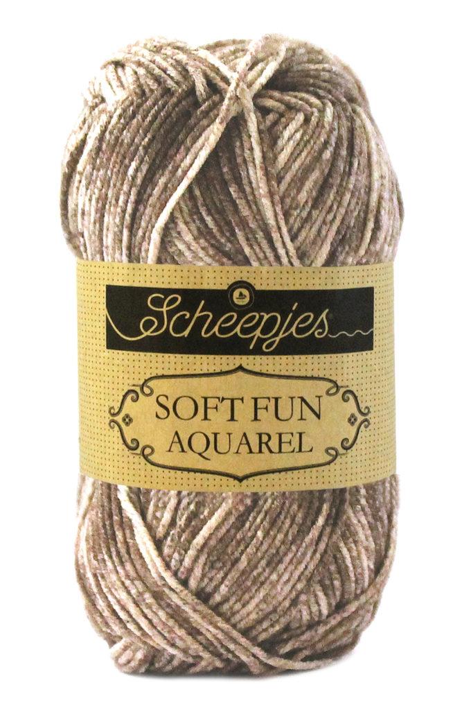 Scheepjes Softfun Aquarel - Forestscape 811