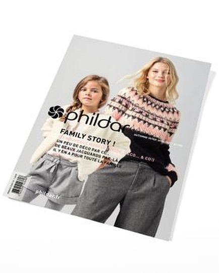 Nieuwe magazines Phildar binnen in de winkel. #atelier9a