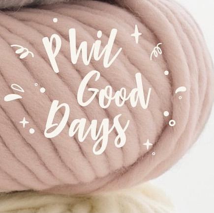 """🛎Vandaag """"Phil Good Day""""🛎 ❗️-20% ❗️op volgende soorten wol : Phil Dolce Vita, Phil Natural Loops, Phil Pima, Phil Pur Angora, Phil Air Perou, Phil Otello, Phil Polaire, Pingo Fluffy. Wees er snel bij! Dit is enkel op de wol voorradig in de winkel. #atelier9a #philgooddays #phildar #woolshop #wolwinkel #laine"""