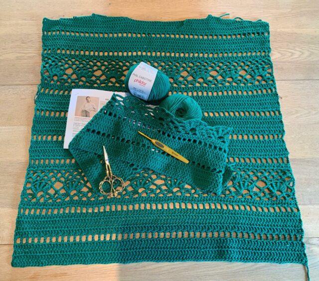 🧶👉Work in progress👈🧶https://atelier9a.be/product-categorie/1-wol-garen/phildar/phildar-cabotine/  #wolshop #wolwinkel #atelier9a #haken #crochet #breien #knitting #yarn #wol #wool #hakenisleuk #breinisleuk #creatief #hobby #creativity #ontspanning #zen #handmade #handbag #crochetdesign #chrochetaddict #chrochetlovers #chrochetersofinstagram #knittingdesign #knittingaddict  #astene #deinze @Scheepjes @phildar_officiel