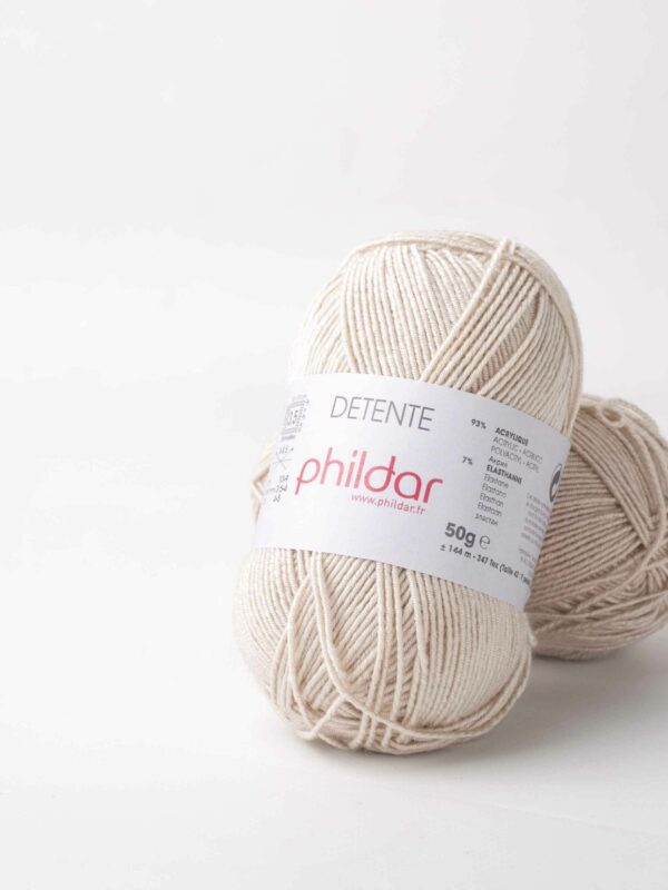 Phildar Detente - Sable