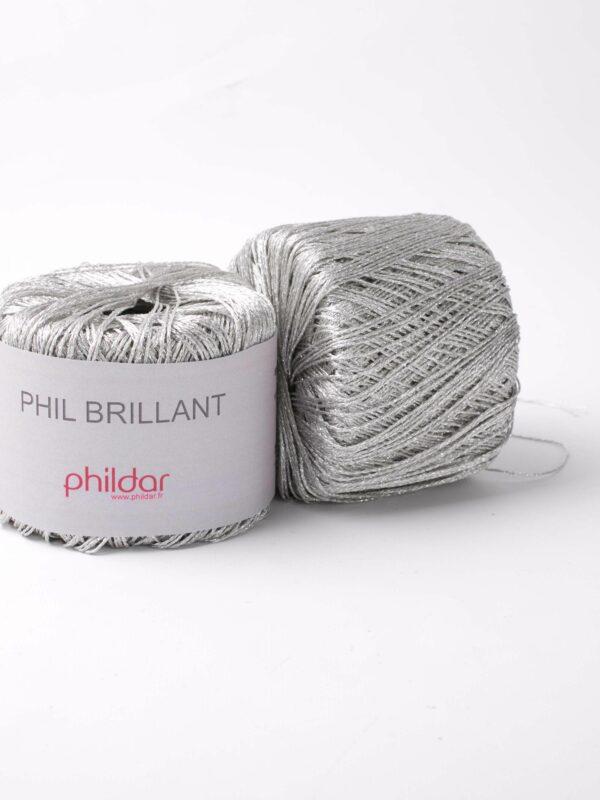 Phildar Brillant Argent