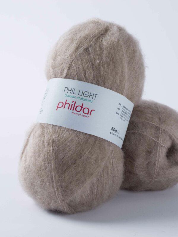 Phildar Light Poivre
