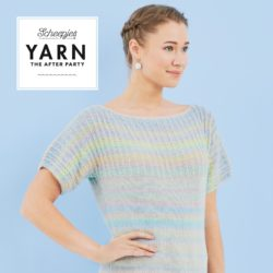Scheepjes Yarn The after party nr 43 - Pegasus Tunic