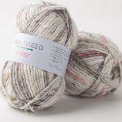 Phildar Tweed Ecru